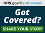 Get Covered - Share your story