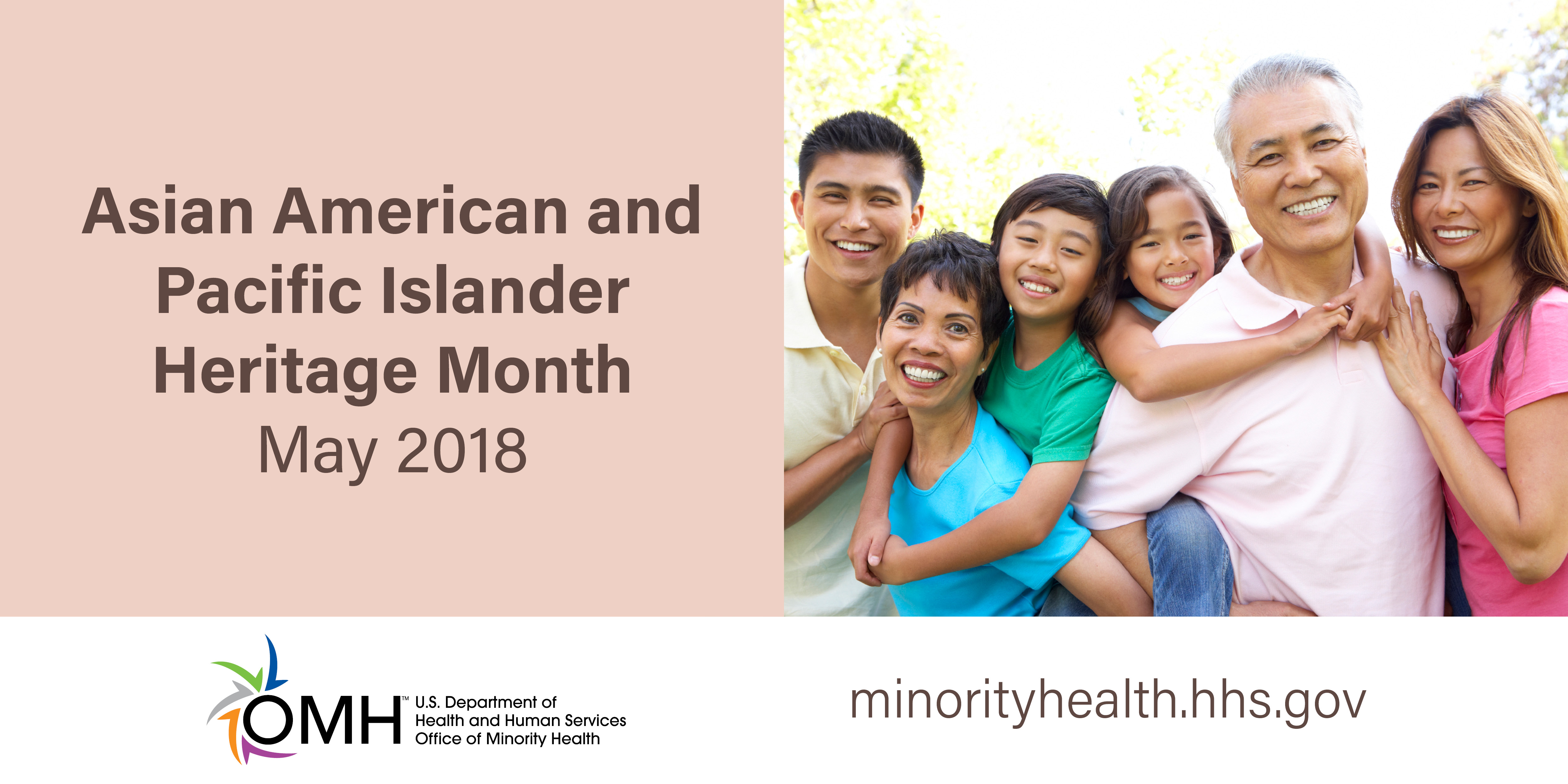 Asian American and Pacific Islander Heritage Month 2018