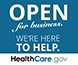 Healthcare.gov - Get Covered - Share your story Widget