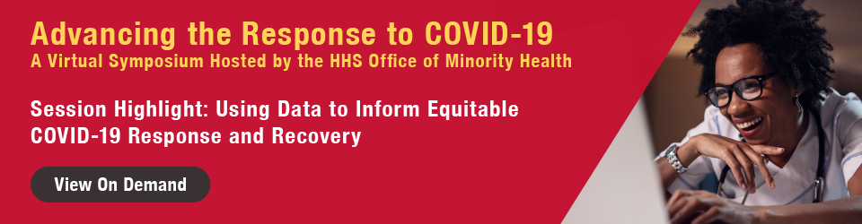 Link to 1a. Using Data to Inform Equitable COVID-19 Response and Recovery