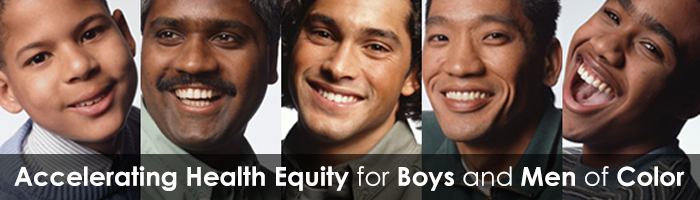 Men's Health Month Advancing Health Equity for Boys and Men of Color